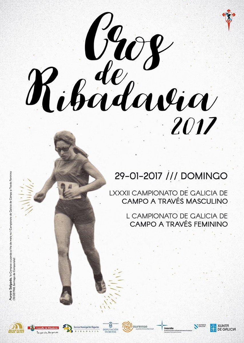 RT @DeputacionOU: CROS DE RIBADAVIA 29 XANEIRO 2017 https://t.co/JYNF4mRRs6 https://t.co/SIigMsbwSL