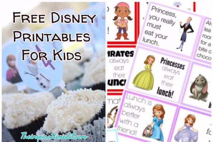 Free Disney Printables Fro Kids mbloggers Parenting Art Freebie
