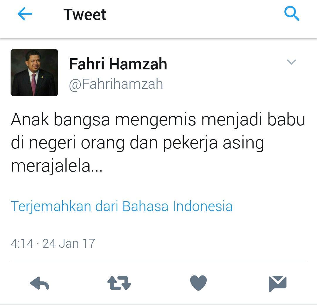 RT @anishidayah: Ironinya adalah dia ketua timwas TKI DPR RI. https://t.co/rKD6kjw7gW