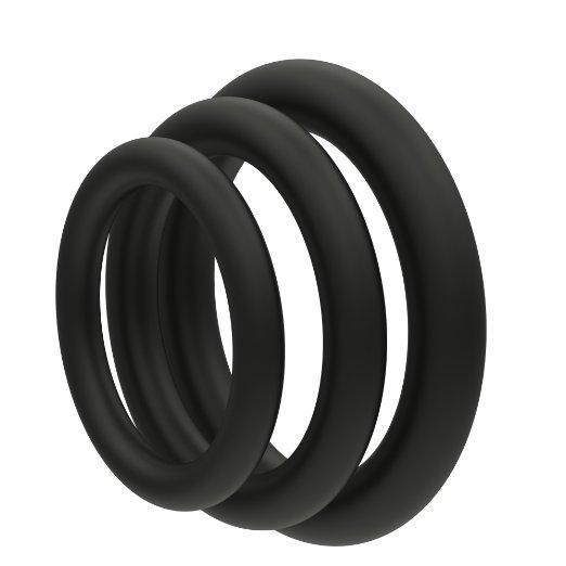 Super Soft Erection Enhancing Black #Cock Ring 3 Pack https://t.co/w62w1Mkjcs #penis #cockring #fucking #sextoys https://t.co/cqUIRtxjWj