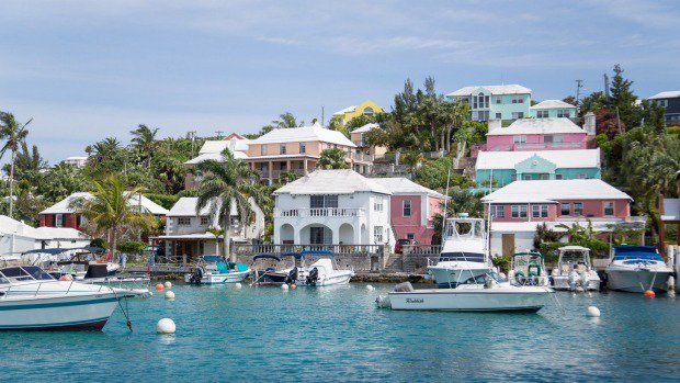 Bermuda, the world's former 'No 1 tax haven', joins fight against multinationals