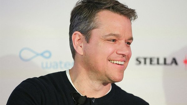 Matt Damon shares how being a father affects his fight for clean water: