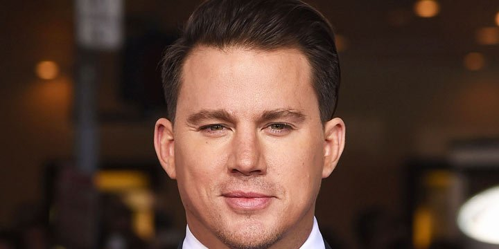Channing Tatum keeps his New Year's resolution by teaching himself to play piano