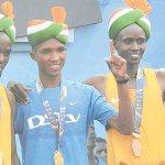 Simbu now tagets medal at the London Marathon