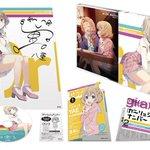 いよいよ1月27日に『ガーリッシュ ナンバー』Blu-ray/DVD第2巻が発売♪久我山八重(cv.本渡 楓)ボイスサン