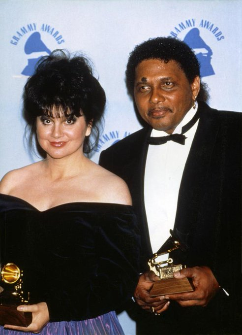 Happy Birthday to Aaron Neville(right), who turns 76 today!