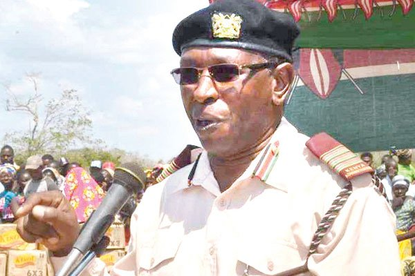 Four Ganze ranches to be dissolved over conflict