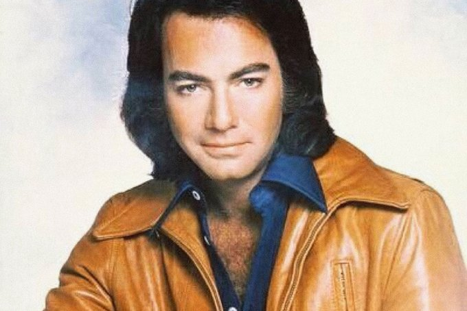 Happy  Birthday  Mr  Neil Diamond!  Neil Diamond - Girl You\ll Be A Woman Soon