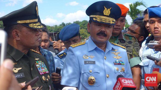 TNI AU Siap Gelar Kekuatan di PulauTerluar https://t.co/kISMbE6JuJ https://t.co/Z7nqeCxOYm