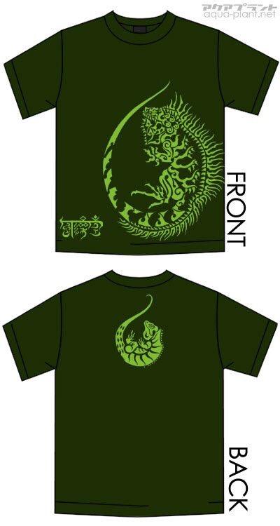 新作Tシャツも発注完了。グリーンイグアナ、ワンフェスにて初売りです。