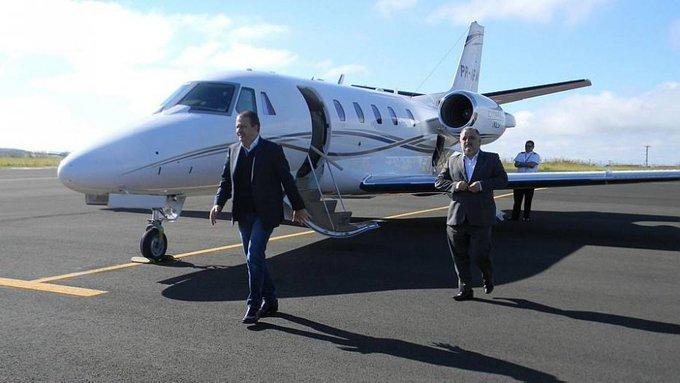'Dono' de avião que caiu com Eduardo Campos (PSB) assina delação premiada https://t.co/AFWRJFsyqk