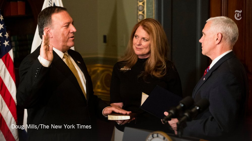 RT @nytimes: Senators confirmed Mike Pompeo as the new director of the CIA https://t.co/GdIzV7uGeY https://t.co/x2uak6VjQd