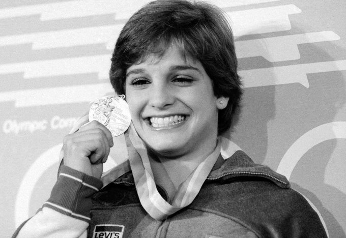 Happy Birthday to Olympic gold medalist  Mary Lou Retton. She turns 49 today. Happy Birthday!