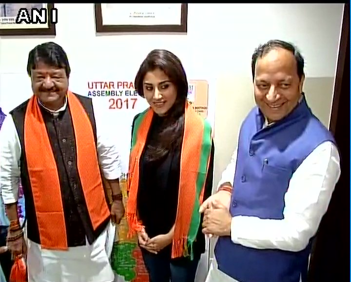 Actor Rimi Sen joins BJP ahead of upcoming assembly elections, says, 'I am inspired by PM Modi and will fulfil all responsibilities given'