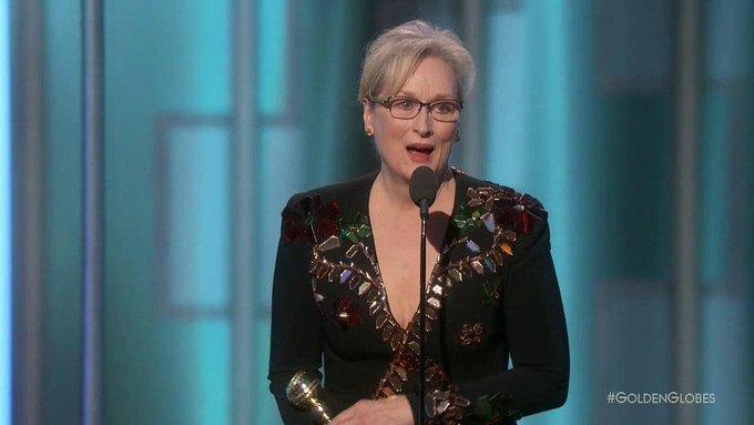 Meryl Streep é indicada ao Oscar pela vigésima vez e bate recorde https://t.co/CychpbDdbn #G1