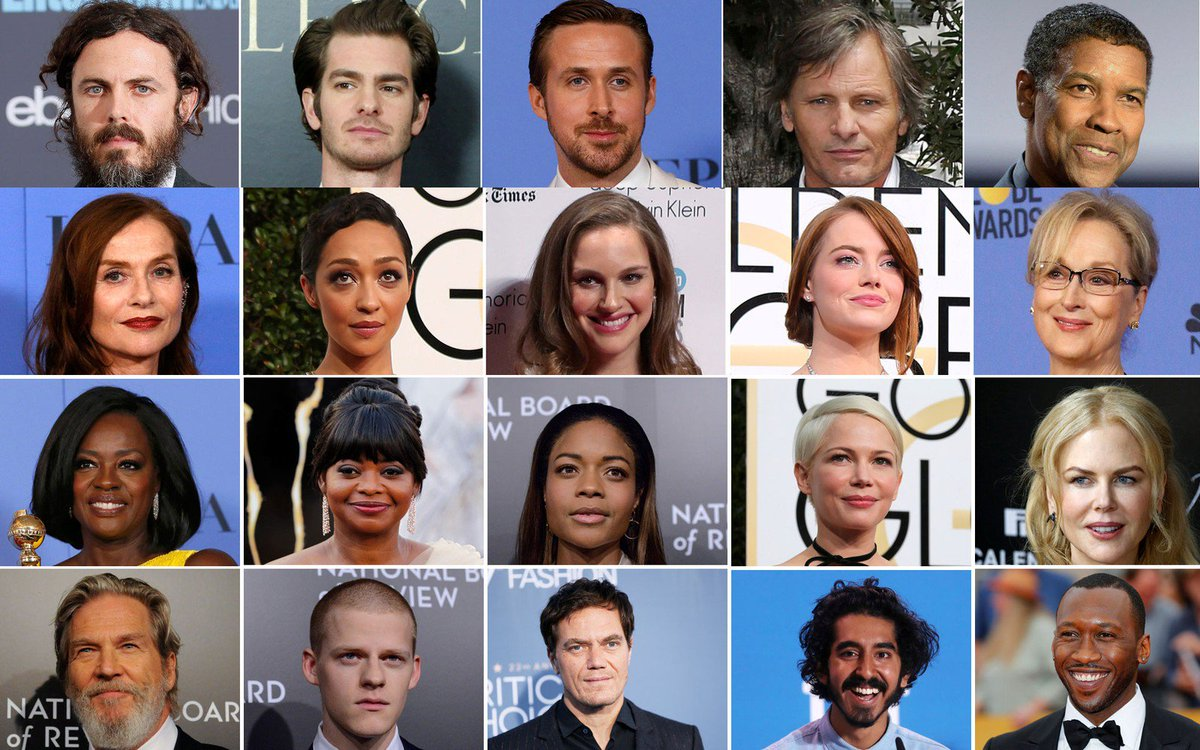 Oscar 2017 tem 6 atores negros indicados e deixa #OscarSoWhite para trás https://t.co/zWHMsUSYgx #G1