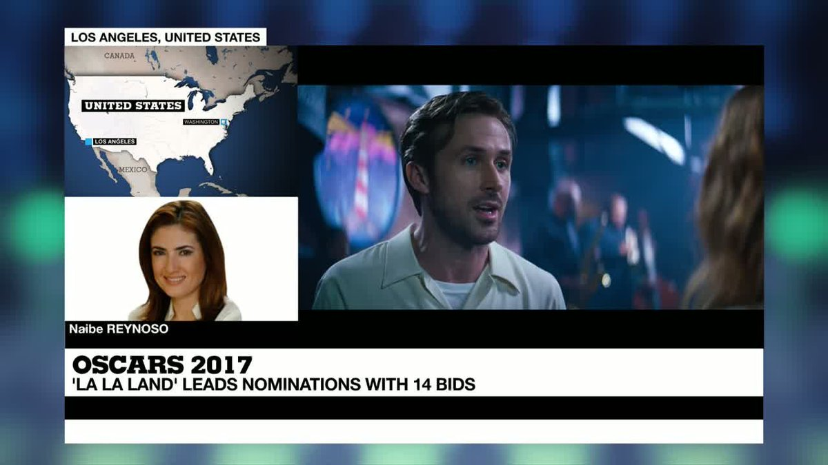 VIDEO -  Oscars 2017: Nominations for 89th Academy Awards announced, La la Land in the lead