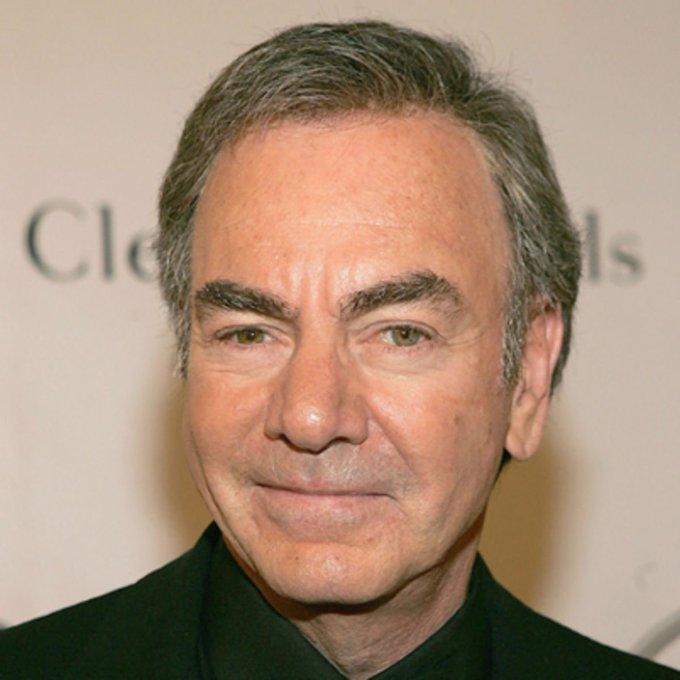 Happy birthday to the brilliant Neil Diamond, 76 today