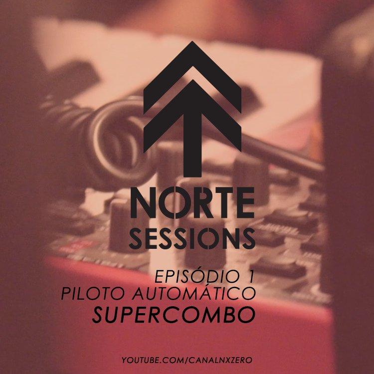 Confira agora o primeiro episódio de #NORTESessions com @Supercombo https://t.co/FhrxnaR3q6