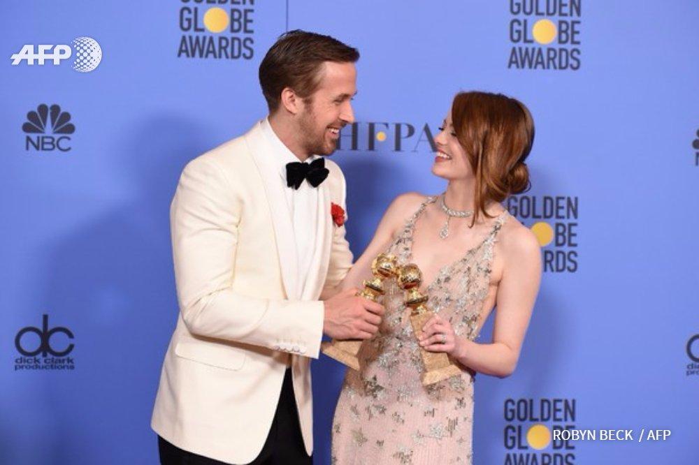 'La La Land' mène de loin la course aux #Oscars https://t.co/EFSDgCpEFP #AFP