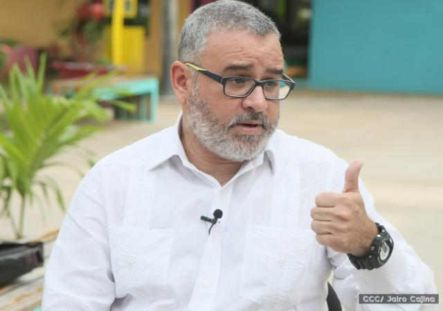 Fiscalía avala que Funes rinda declaraciones desde Nicaragua