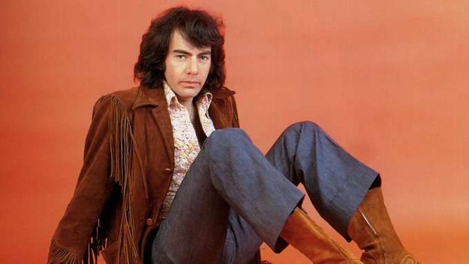 Happy 76th birthday Neil Diamond (Jan. 24)