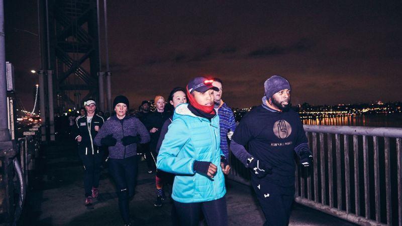 Meet Alison Mariella Désir, who led the run from Harlem to the #WomensMarchOnWashington. https://t.co/yyKBgLFFGV