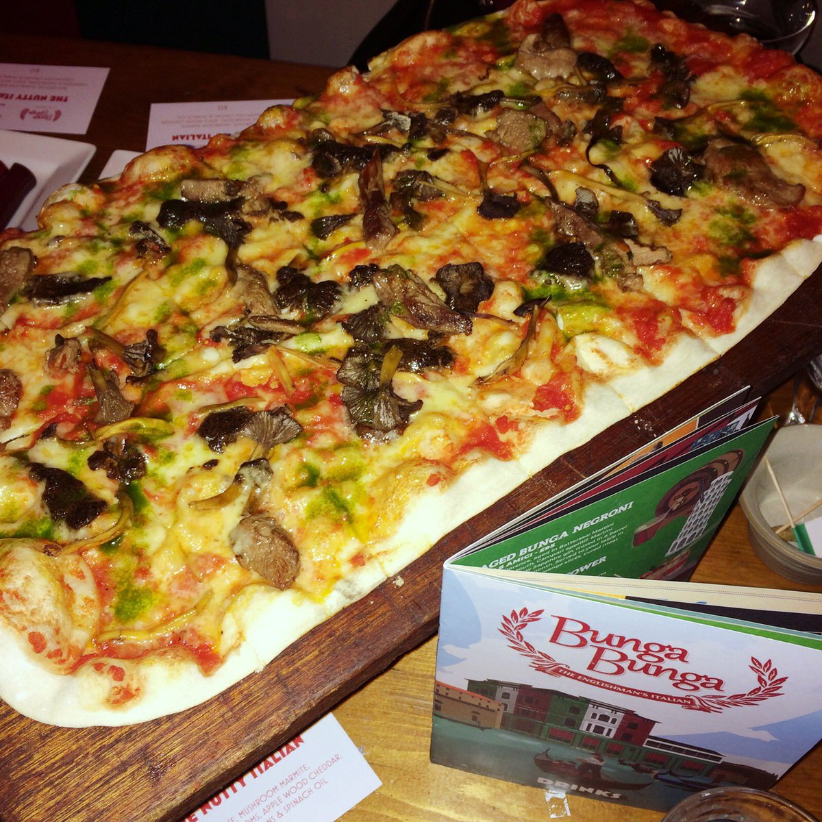 Bunga Bunga London's Best Pizzas For Under £10