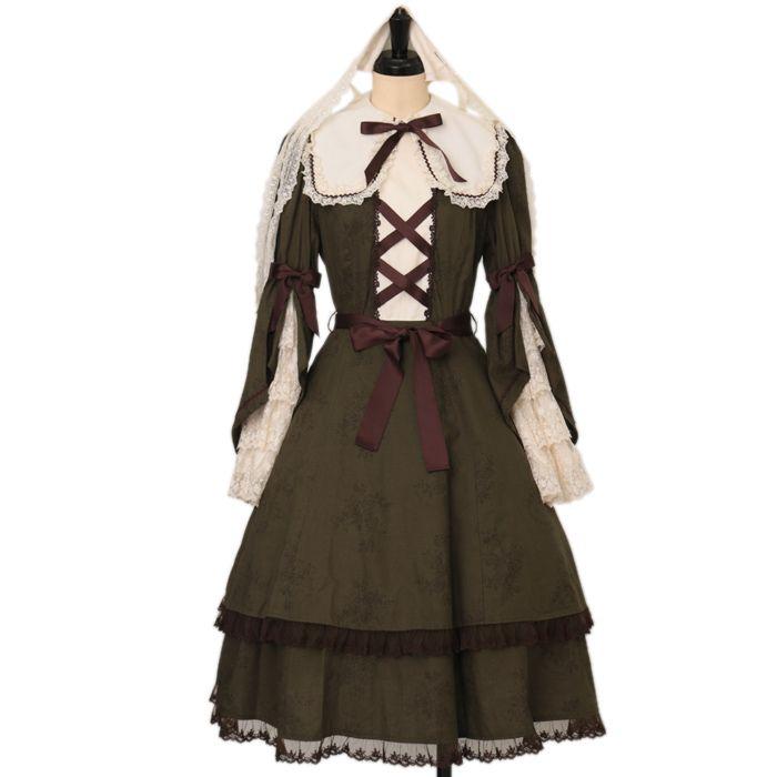 Innocent World | イノセントワールドローゼンメイデン翠星石ドレス+ヘッドドレス人気のローゼンメイデンコラ