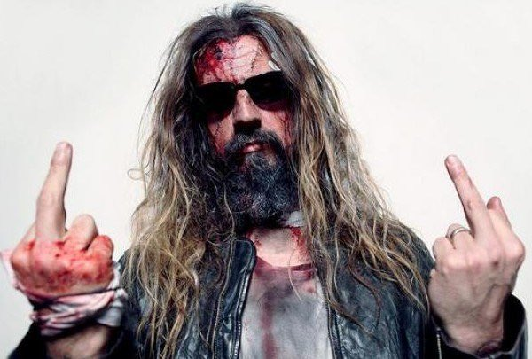 Happy birthday to myself and Mr. Rob Zombie