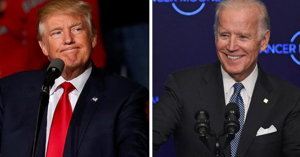 "Joe Biden discusses alleged Trump-Russia ties, his ""right decision"" not to run for president"