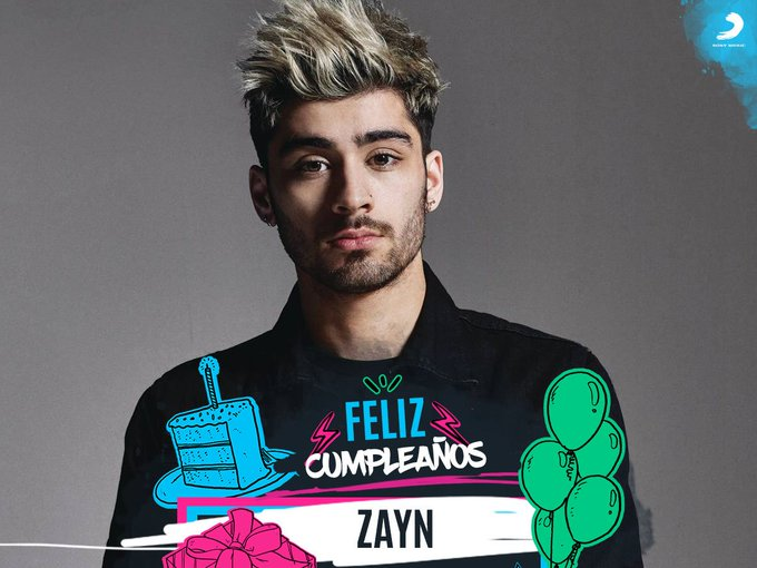 Happy 24st birthday, Zayn malik!