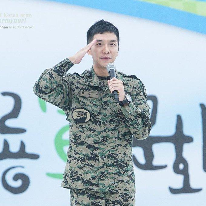Dan untuk oppa yang lagi wamil, Lee Seung Gi.. Happy Birthday