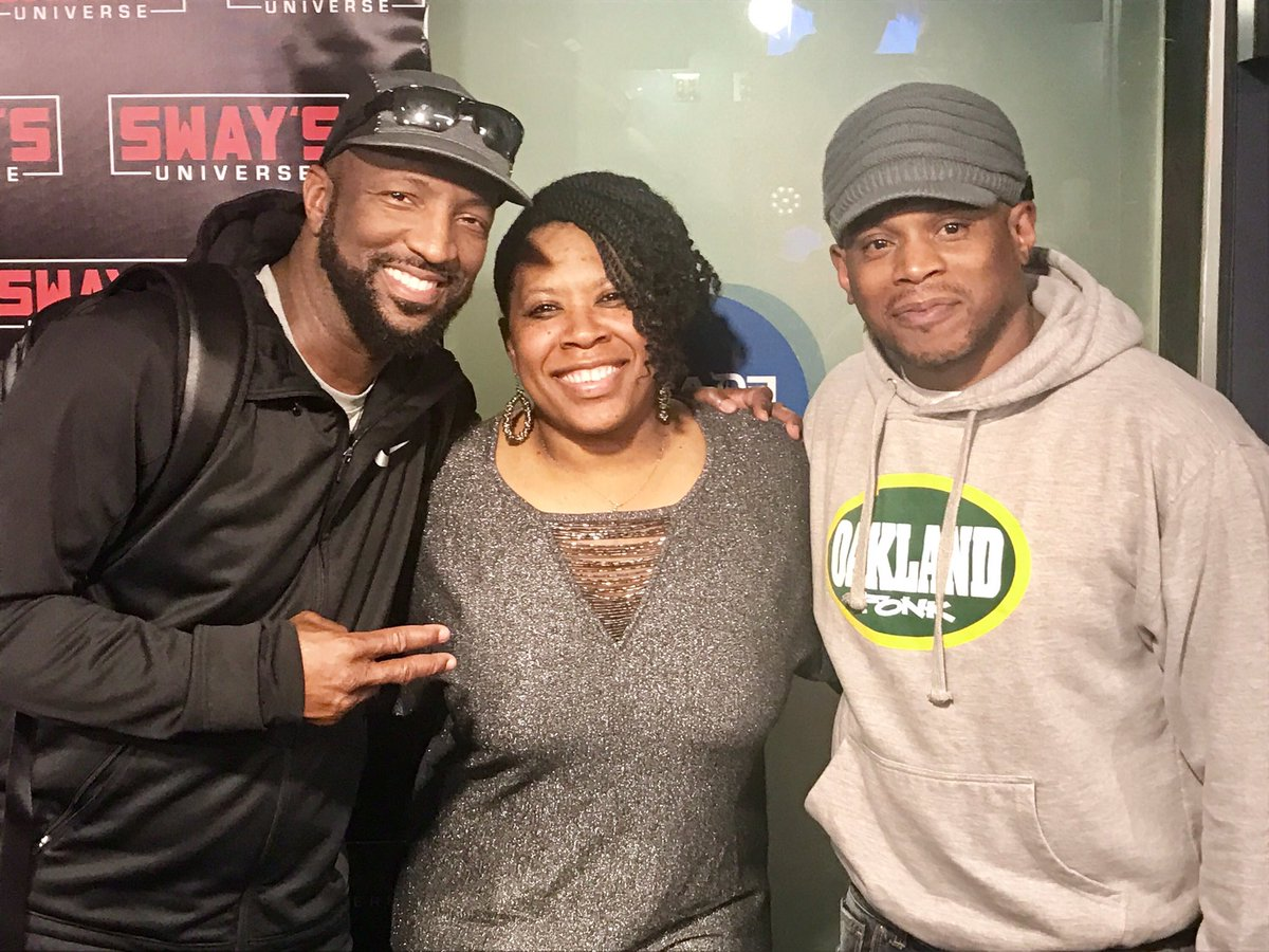 Had a ball with @RealSway @theha