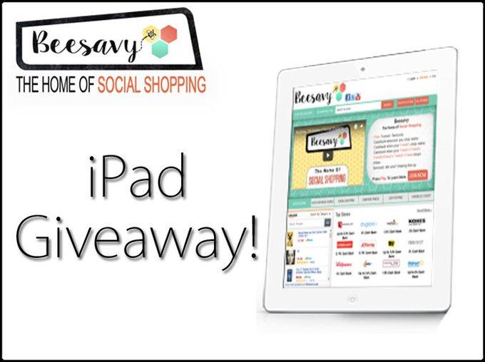 Beesavy iPad Pro Giveaway (1/30 US)