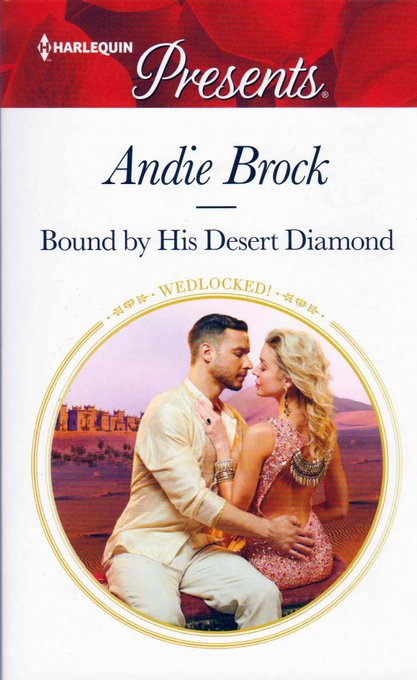 The Perfect Escape with Andie Brock and Harlequin Presents