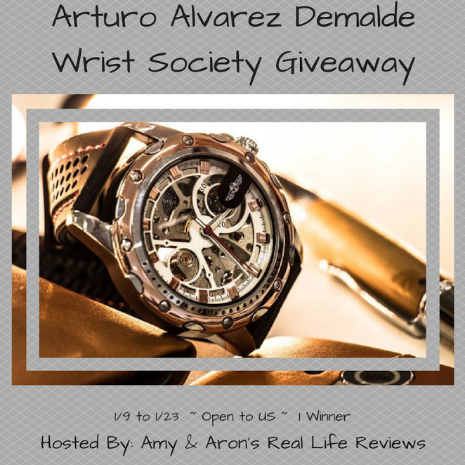 #Giveaway #WristSociety