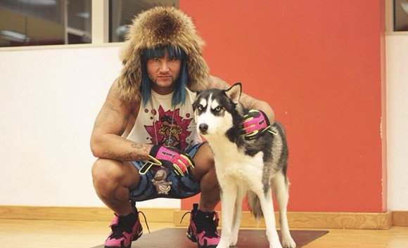 Rapper Riff Raff will be volunteering at Orlando Pet Alliance this Friday https://t.co/1k8MQrS0rW https://t.co/IuNYxlpccX
