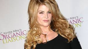 Happy Birthday to the one and only Kirstie Alley!!!
