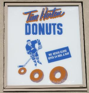 This is Canada. Happy Birthday Tim Horton!