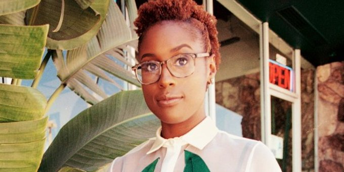 Happy birthday to the lovely IssaRae