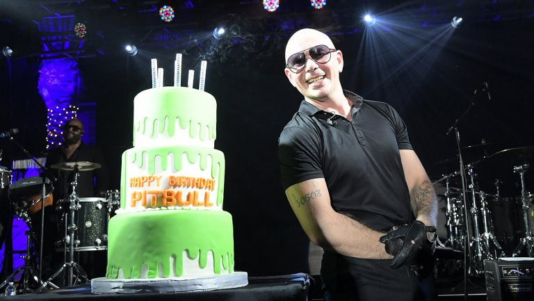 Nickelodeon celebrates new Burbank facility with Pitbull, Nick Cannon and Shari Redstone
