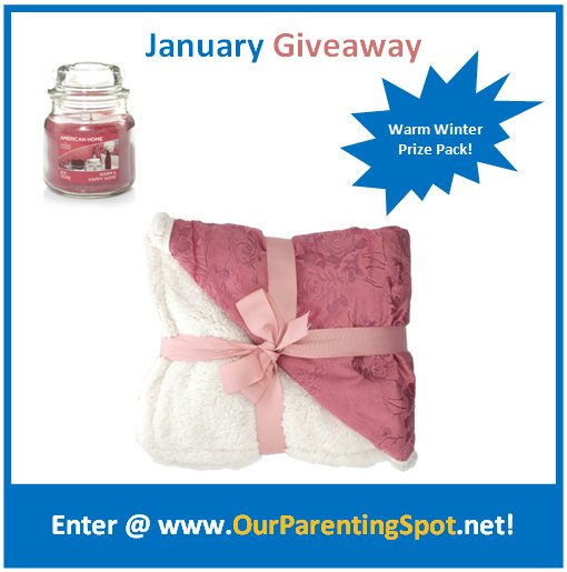 Win a Warm Winter Prize Pack!