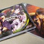 「熱風海陸ブシロード」のドラマCDを買いました。目当てはCDではなくライナーノーツ…資料的なものがあるかな、と。ねらいは