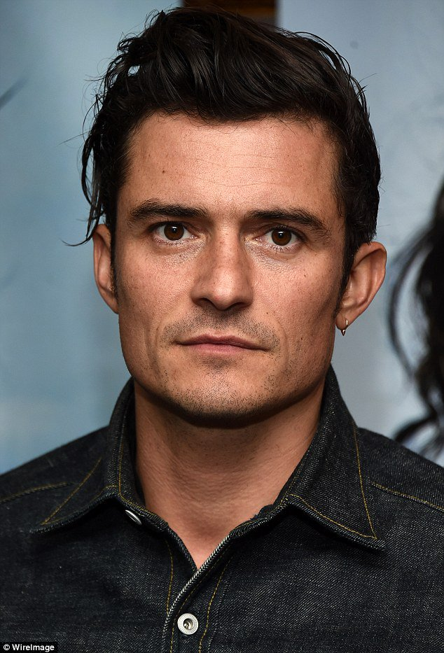 is Orlando Bloom 40 years old..so happy birthday