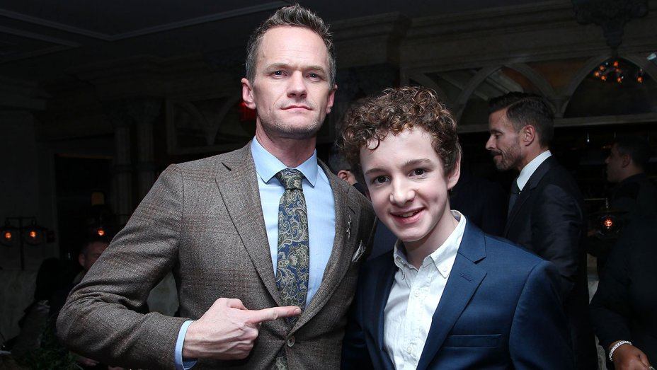 Neil Patrick Harris, Barry Sonnenfeld fete 'A Series of Unfortunate Events' at premiere