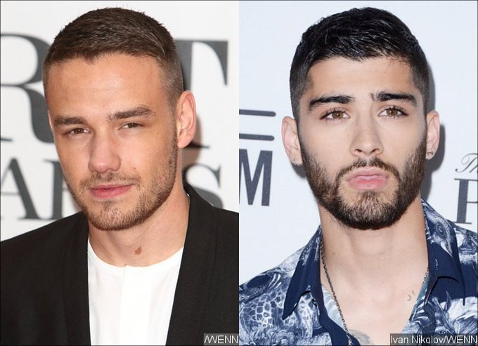 Liam Payne Wishes Zayn Malik Happy Birthday, Directioners Go Wild