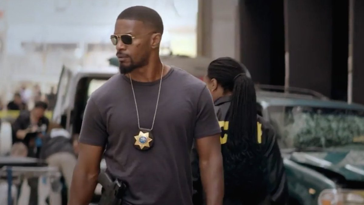 Film review: Jamie Foxx in