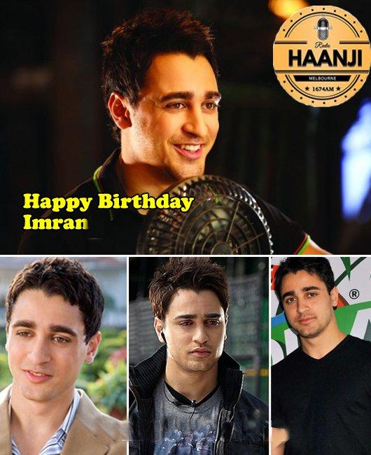 Radio Haanji Wishing You A very Happy Birthday & Happy Lohri Imran Khan...Stay Blessed...