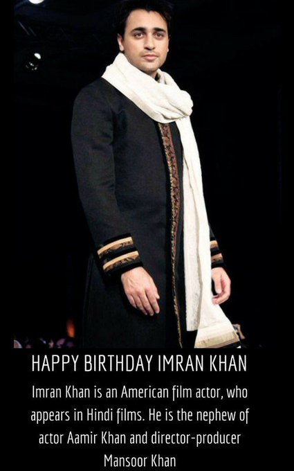 birthday Imran khan